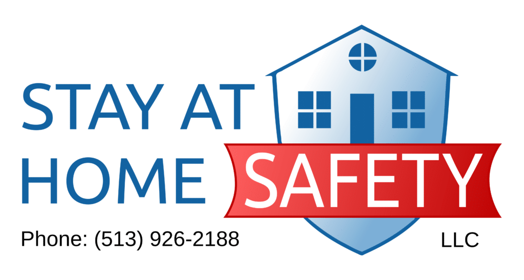 Stay at Home Safety logo